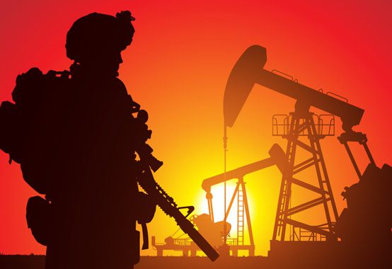the role of oil in the gulf conflicts of the 1990s This article focuses on the complex role that oil has played in many conflicts on  the african  united states has been embroiled in two major wars in the gulf   during the mid 1990s, bought with oil revenue, that saw the mpla government.