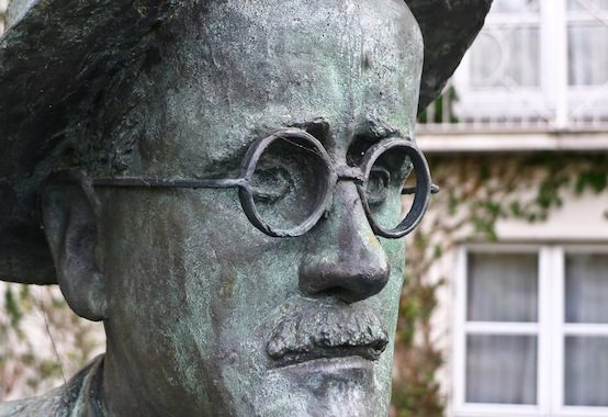 James Joyce | uggboy / Flickr