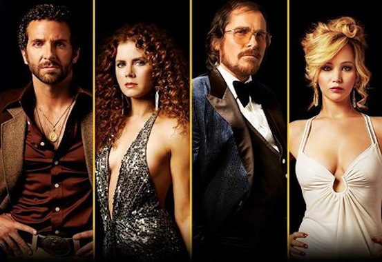 American Hustle, Sony Pictures