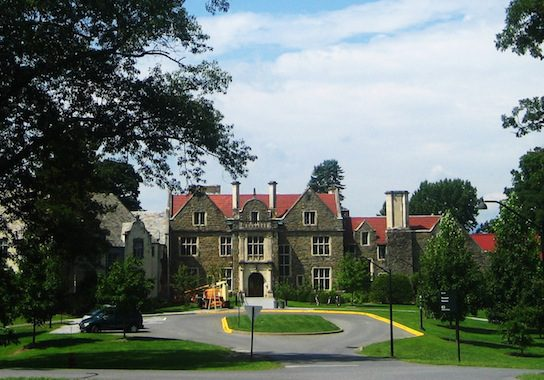 Ward Manor, Bard College / Wikimedia Commons