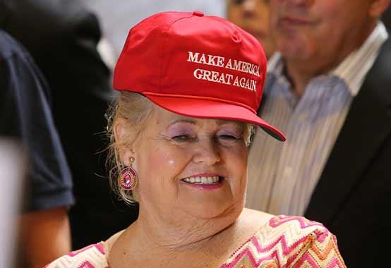 cc39f363dbe Trump  Tribune Of Poor White People