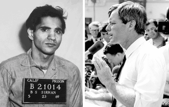 The Political Assassin Who Brought Down RFK