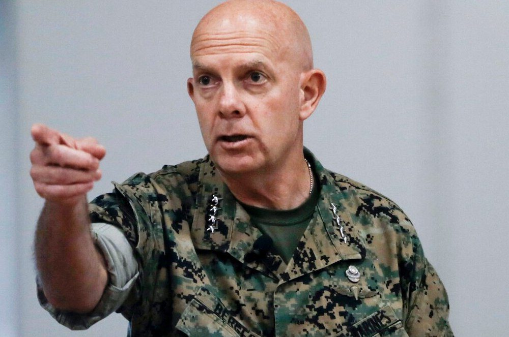 Hold the Presses: This Top Marine Wants to Shrink the Corps | The American Conservative