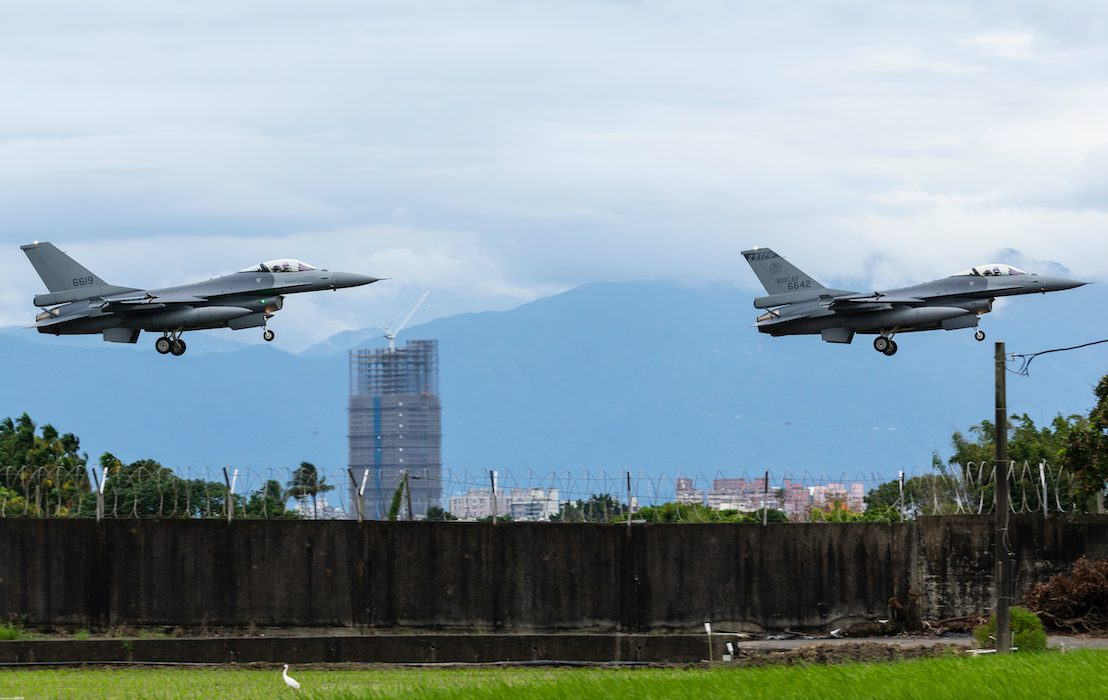 Taiwan Is Not About China - The American Conservative